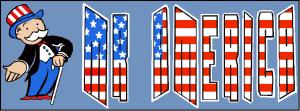 Mr America logo